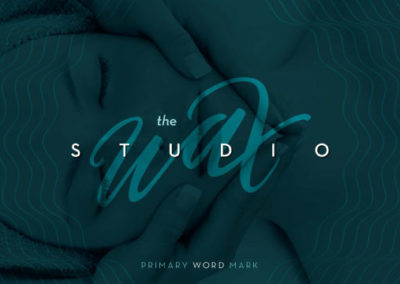 The Wax Studio Brand Package